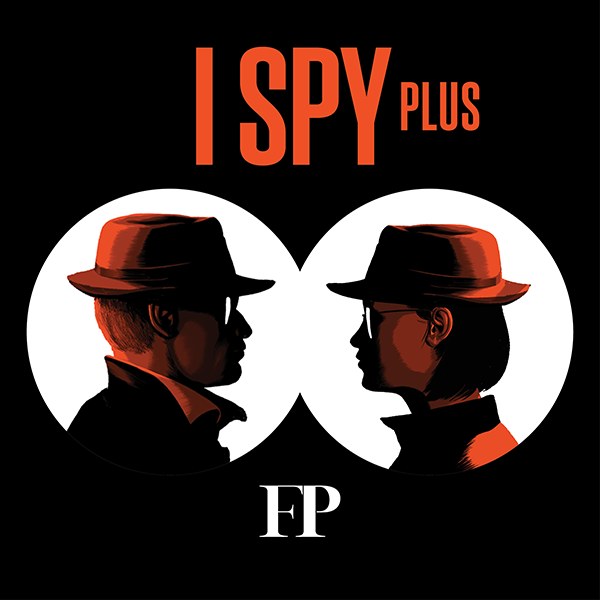 iSpy Plus Logo