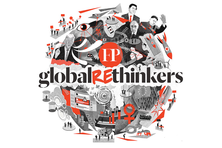 2017 Global Thinkers