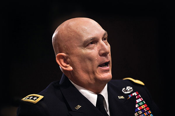 General Raymond T. Odierno, Chief of US Army