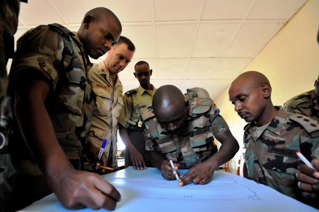 U.S. Military: CJTF-HOA