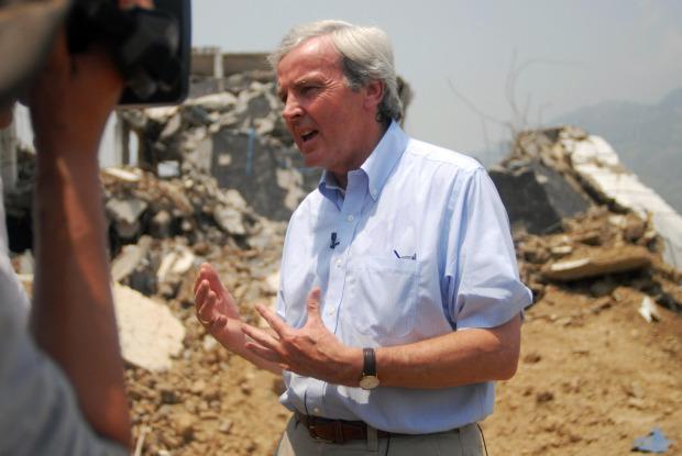 Interview U N Undersecretary General John Holmes Foreign Policy