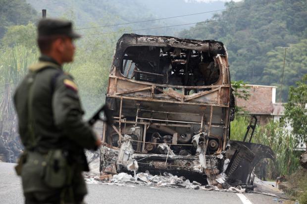 JUAN MANUEL BARRERO/AFP/Getty Images
