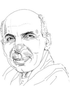 Illustration for FP by JOSEPH CIARDIELLO