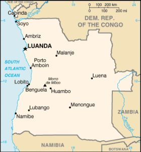 Cabinda Africa Map What the heck is Cabinda? – Foreign Policy