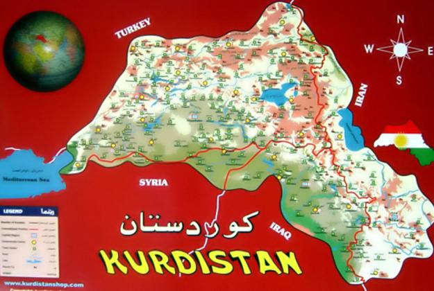 Kurdistan KURD/flickr