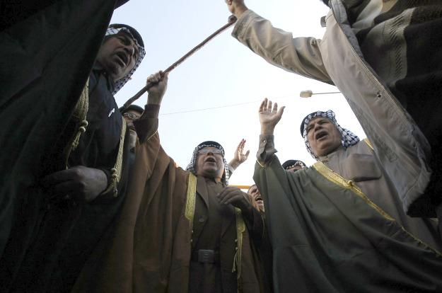 SABAH ARAR/AFP/Getty Images