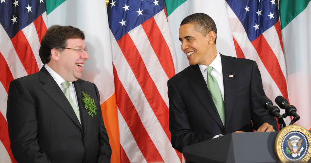 Why Are Irish Prime Ministers Always in Washington on St