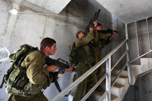 MENAHEM KAHANA/AFP/Getty Images