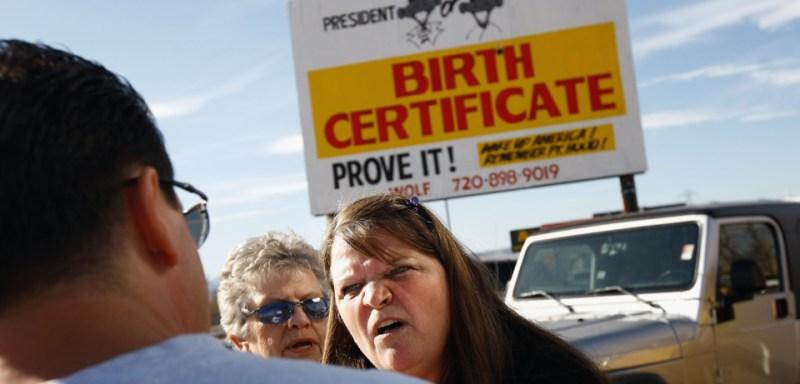 Birther Billboard Sparks Controversy In Colorado