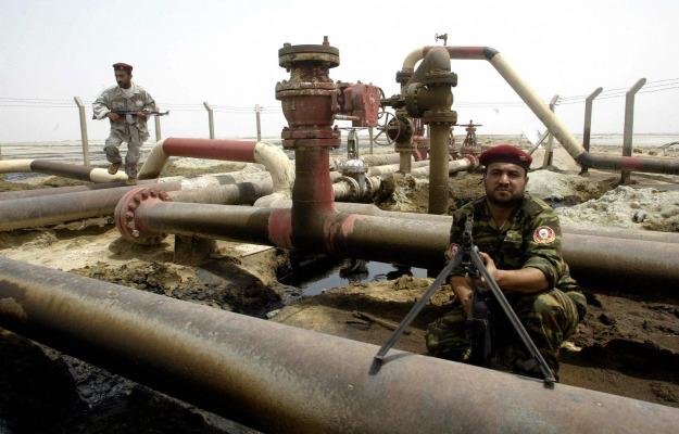 ESSAM AL-SUDANI/AFP/Getty Images