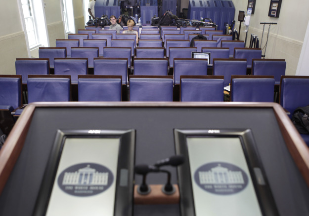 Can The White House Revoke A Reporters Credentials Foreign Policy