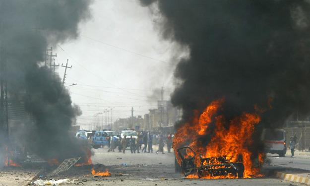MARWAN IBRAHIM/AFP/Getty Images