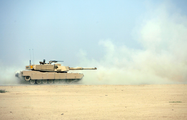 ALI AL-SAADI/AFP/Getty Images