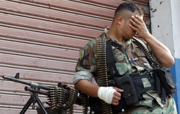 MAHMOUD ZAYAT/AFP/Getty Images