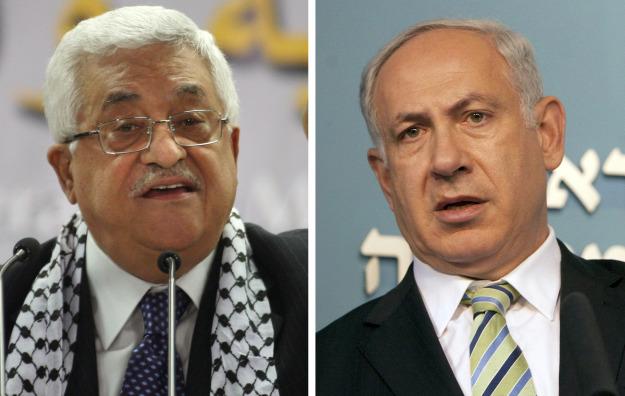 MENAHEM KAHANA/ABBAS MOMANI/AFP/Getty Images