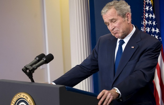 Bush Iraq Policy Summarized By Donald >> Delusion Points Foreign Policy