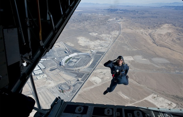 U.S. Defense Dept./Tech. Sgt. Michael R. Holzworth, U.S. Air Force/Released/Flickr