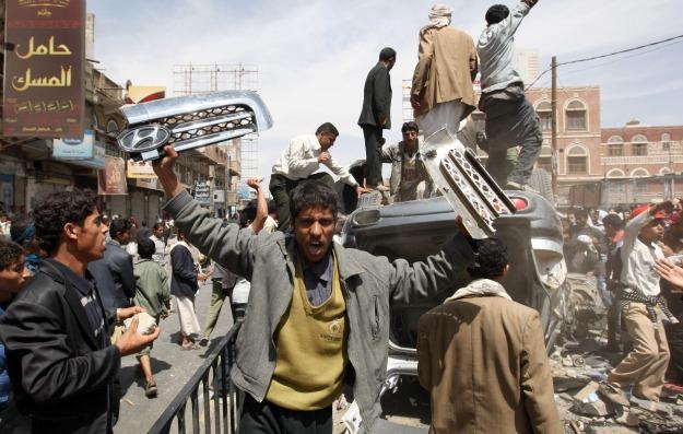 AHMAD GHARABLI/AFP/Getty Images