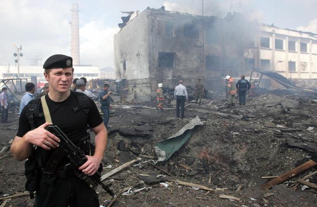 KAZBEK BASAYEV/AFP/Getty Images