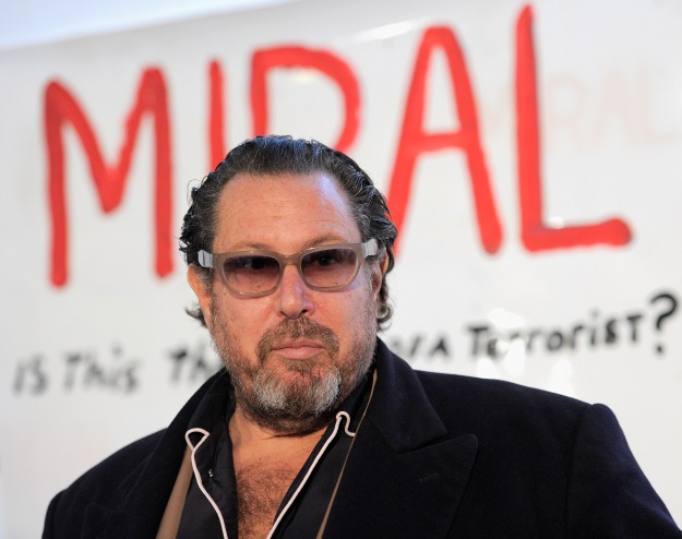 Julian Schnabel stirs up controversy at the U N  – Foreign