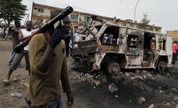 ISSOUF SANOGO/AFP/Getty Images