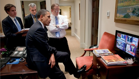Official White House photo, Pete Souza, January 28, 2011