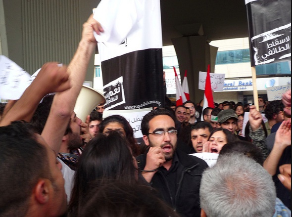 March 6, 2011 protest, La Shaque via Flickr Creative Commons