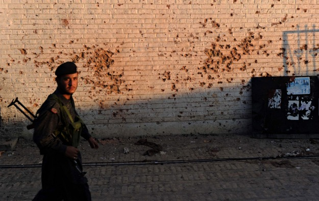 A Majeed/AFP/Getty Images