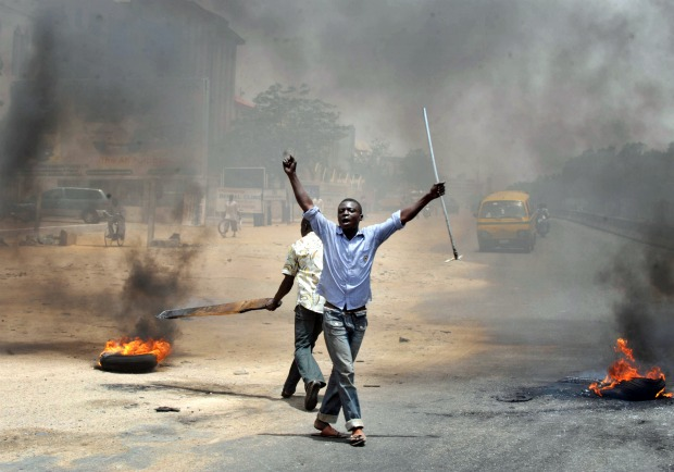 SEYLLOU DIALLO/AFP/Getty Images