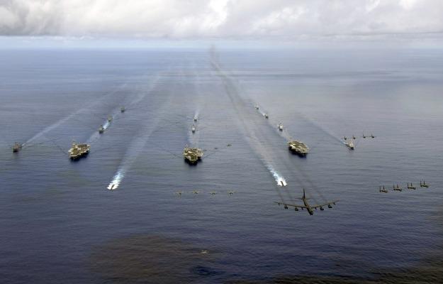 Hana'lei Shimana/U.S. Navy via Getty Images