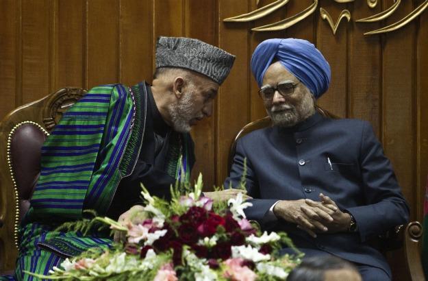 AHMAD MASOOD/AFP/Getty Images