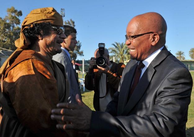 Ntswe Mokoena/AFP/Getty Images