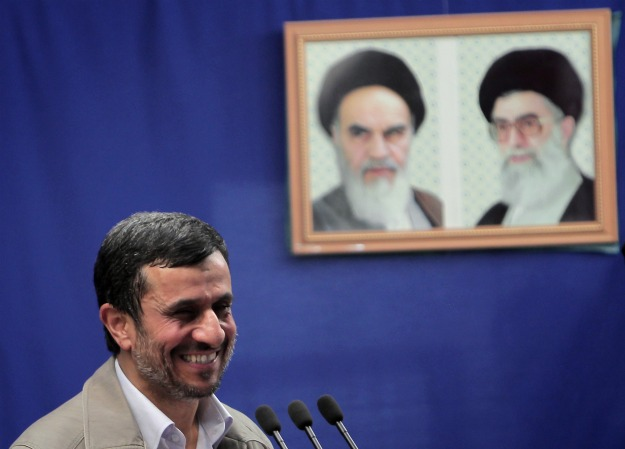 BEHROUZ MEHRI/AFP/Getty Image