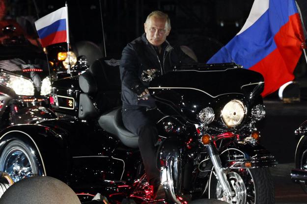 IVAN SEKRETAREV/AFP/Getty Images