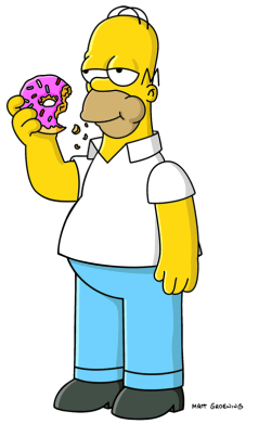 Iran Bans Homer Simpson Obama Says Iran Is A Lot More Divided Now