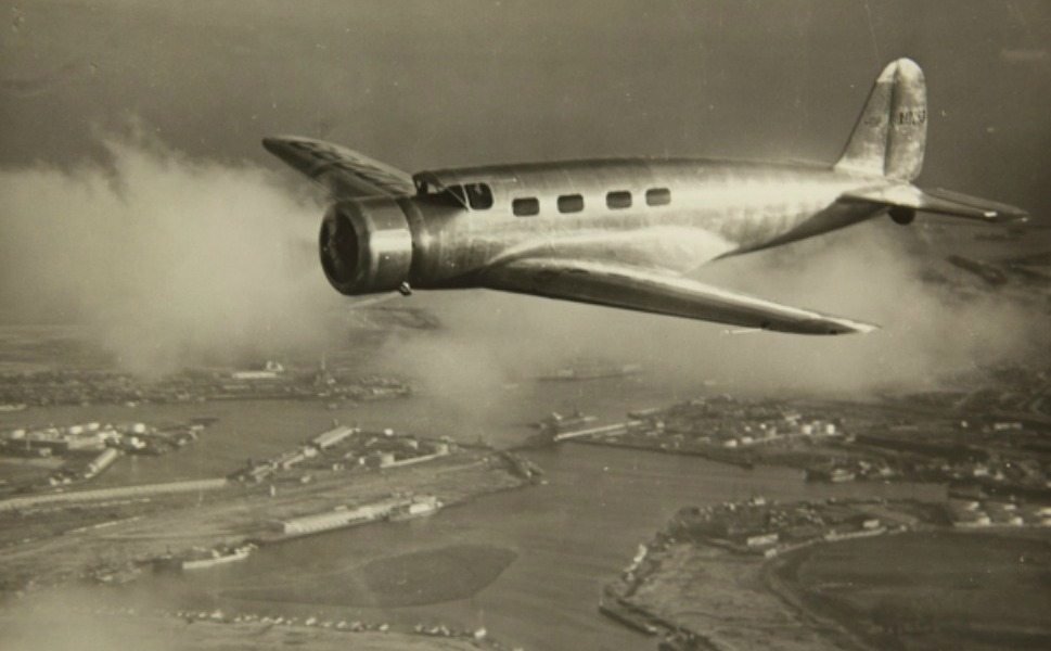1944: V-1 (Revenge Weapon-1)      Adolf Hitler wanted a flying bomb to use against nonmilitary targets, so in 1944 a German engineer, Fieseler Flugzeuhau, designed this 470 mph flying drone. A predecessor to today's cruise missiles, the V-1, which became known as the Vergeltungswaffe, or Revenge Weapon-1, was intended to be used to bomb the British Isles. The V-1 could carry substantially more weight than its predecessors and frequently towed warheads up to 2,000 pounds. Before releasing its bombs, which killed more than 900 civilians in Britain, the V-1 would travel a preprogrammed 150 miles after its launch off a catapult ramp.