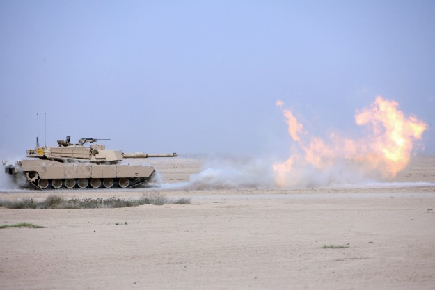 ALI AL-SAADI/AFP/Getty Image