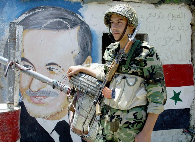 RAMZI HAIDAR/AFP/Getty Images