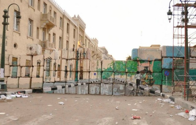 Art conquers walls in Cairo – Foreign Policy