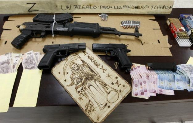 Julio Cesar Aguilar/AFP/Getty Images