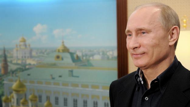 Alexey Druzhinin  AFP/Getty Images
