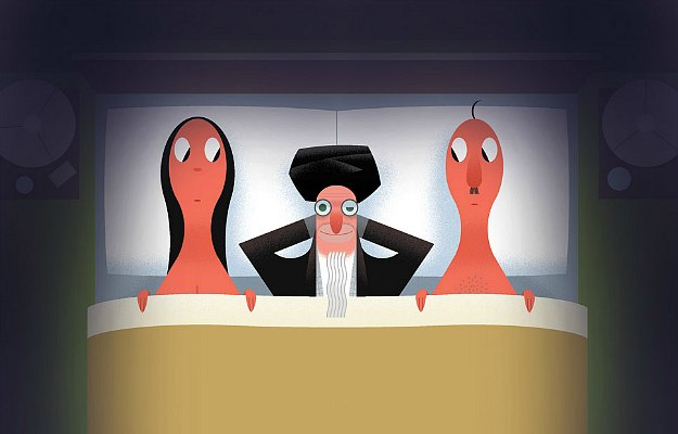 Bob Staake for FP