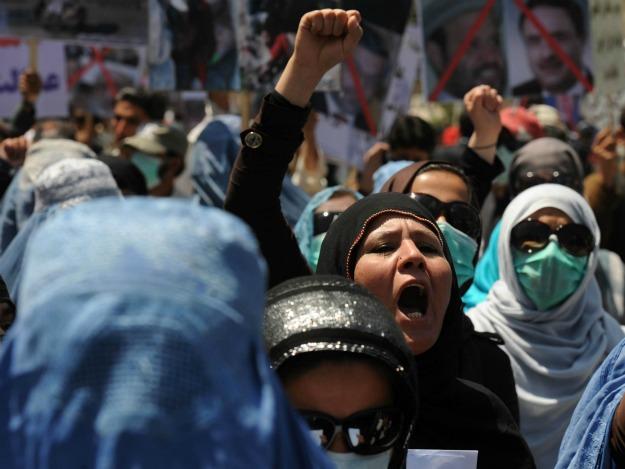 SHAH MARAI/AFP/GettyImages
