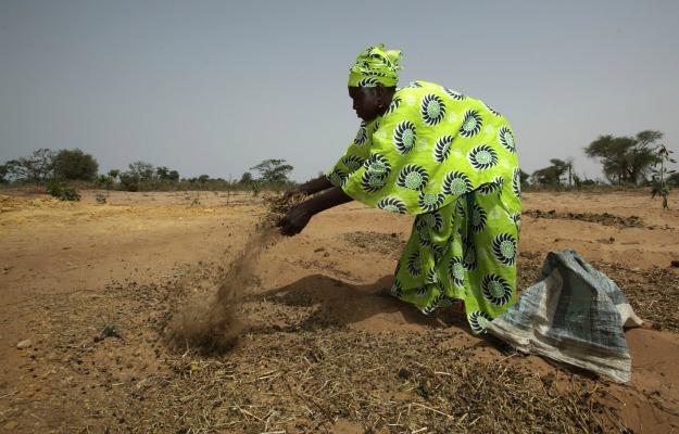 Rebecca Blackwell/Oxfam America