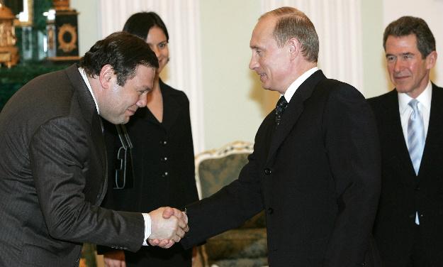 Yuri Kadobnov  AFP/Getty Images