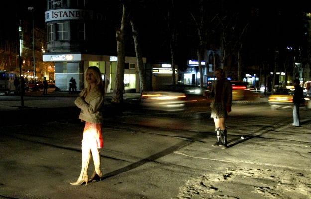 Prostitutes in Ankara