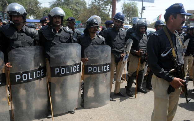 Move over military: Police and counterterrorism in Pakistan