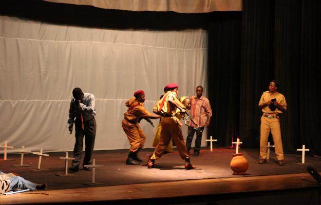 Alfajiri Productions