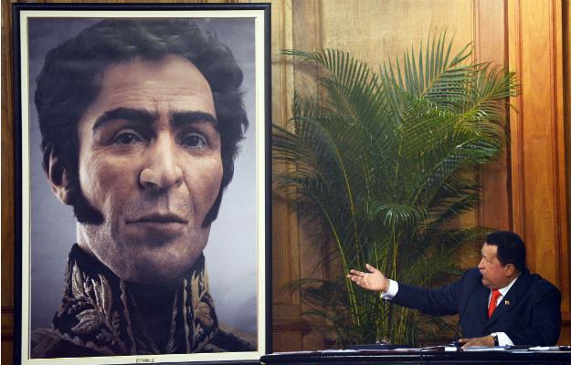 JUAN BARRETO/AFP/Getty Images