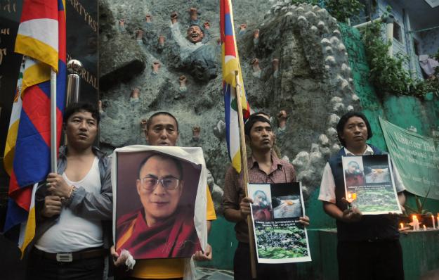 LOBSANG WANGYAL/AFP/GettyImages